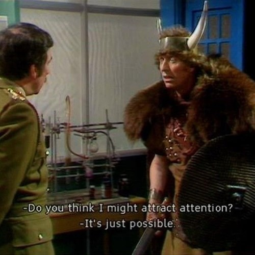 classic who viking 4th doctor - 8431935232