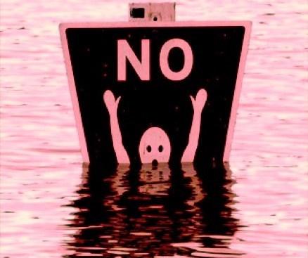 sign accidental sad lake - 8431988224