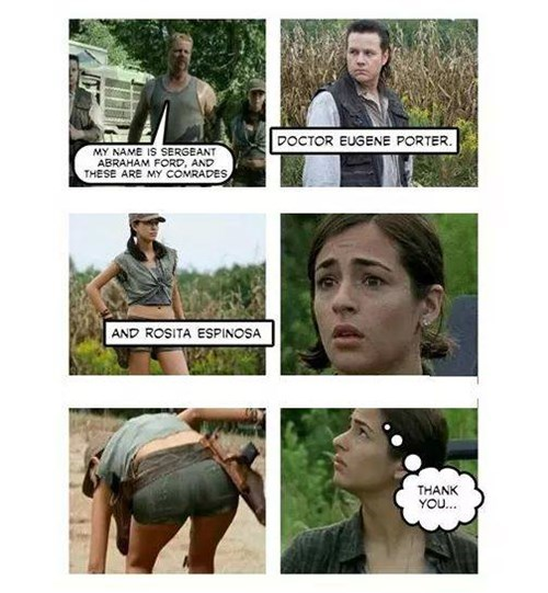 lesbian tara chalmers The Walking Dead - 8431994112