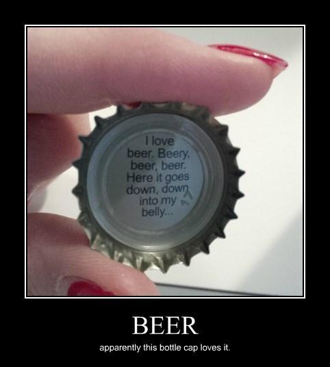 beer,bottle caps,love,funny