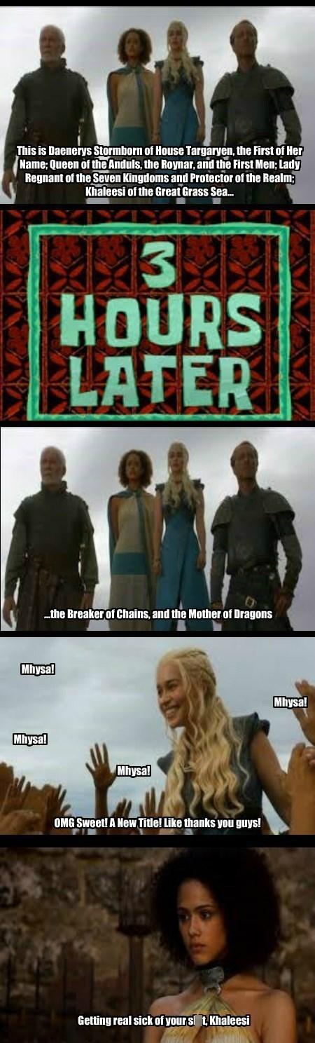 missandei titles Daenerys Targaryen - 8432435712