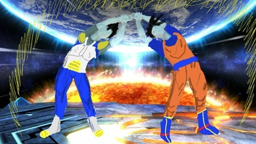 super smash bros Dragon Ball Z wii fit trainers - 8432442368