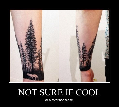 cool trees wtf funny wolf - 8432649216