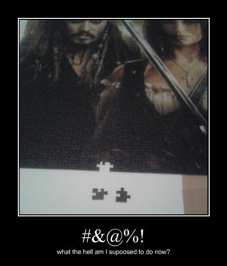 wtf puzzle hell Pirates of the Caribbean funny - 8432649472