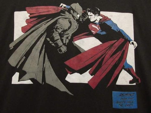 behind the scenes Batman v Superman t shirts - 8432726272