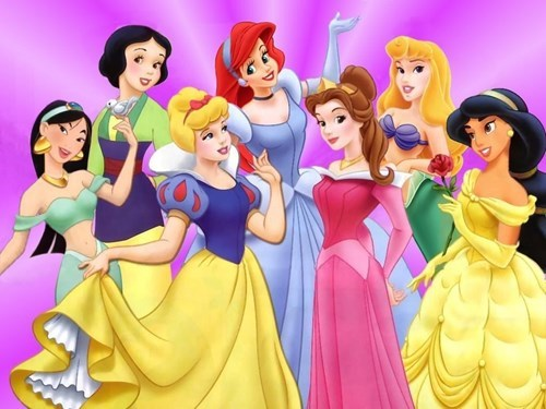 disney disney princesses - 8432753920