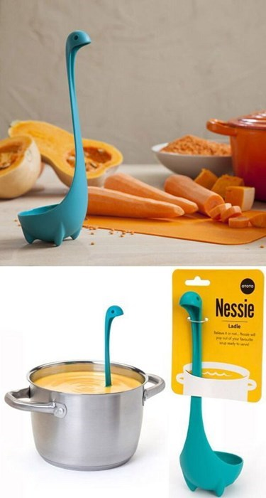 loch ness monster ladle for sale - 8432841984
