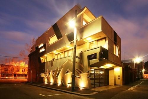 Street Art architecture design graffiti - 8432880384