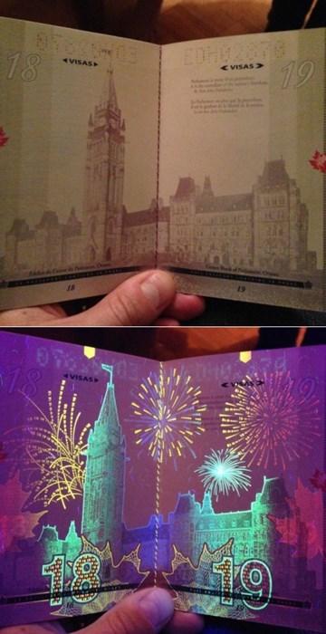 passport design pretty colors - 8432897792
