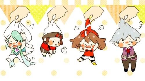 Pokémon Fan Art cute - 8432995328