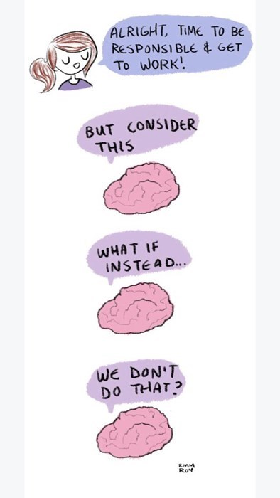 brains,work,sad but true,web comics