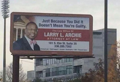 billboards Lawyers advertisements law - 8433385216