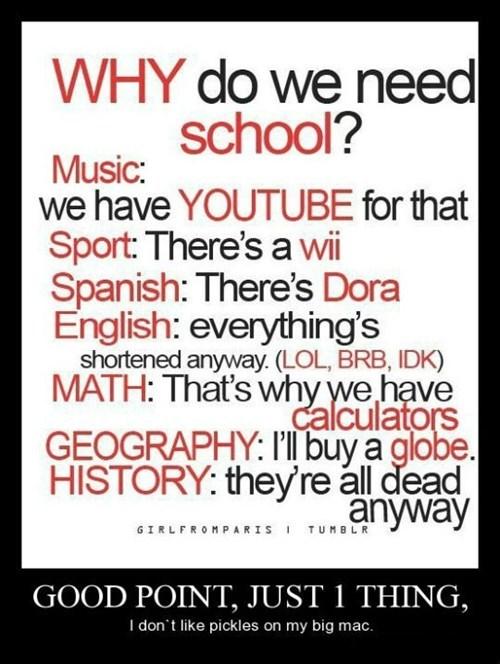 school,burger,idiots,funny