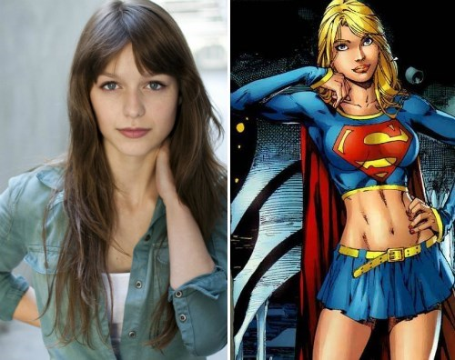 DC tv shows casting news supergirl