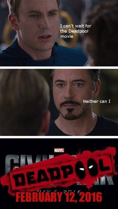 deadpool The Avengers civil war - 8433447168