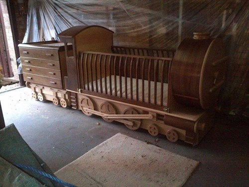 furniture baby parenting crib train win