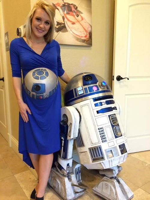 r2d2,geek,star wars,parenting,pregnant,g rated