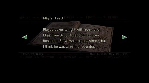 Resident Evil Has the Original Scumbag Steve