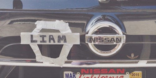 nissan liam neeson cars hacked irl - 8433696768