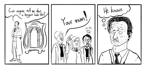 Harry Potter wizards mom jokes web comics - 8433735680