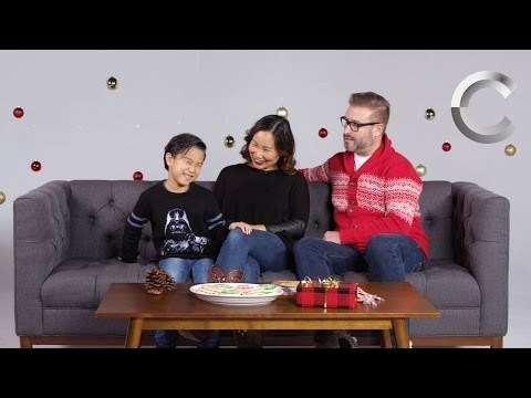 Video Watch Parents Tell Their Kids the Truth About Santa, Because Everything Gets Ruined by the Internet Eventually