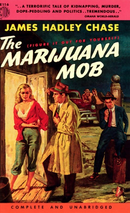 the marijuana mob is a lazy mob
