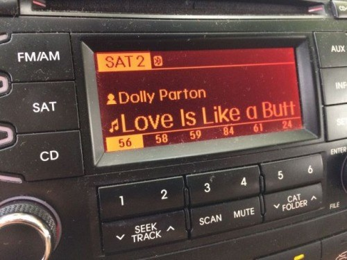 Music lyrics song accidental sexy dolly parton - 8434612992