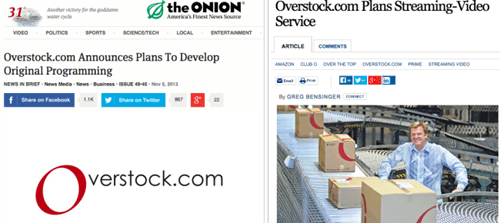 news the onion satire Probably bad News irony - 8434614784
