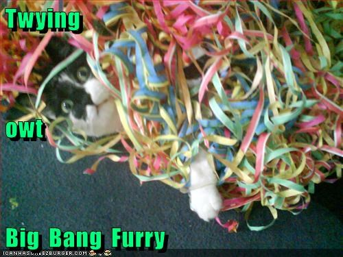 Twying owt Big Bang Furry
