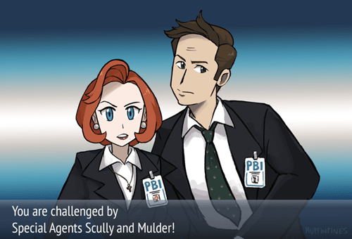 Pokémon the x-files - 8435283712