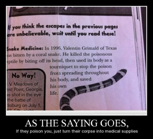 wtf medicine snakes funny - 8435290880