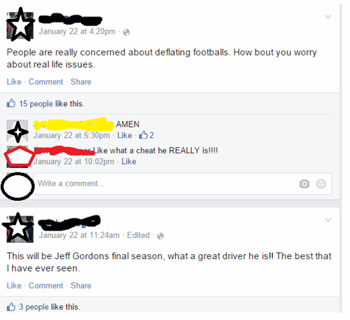 Never Mind The Balls Heres Some Cars Failbook Failing On Facebook