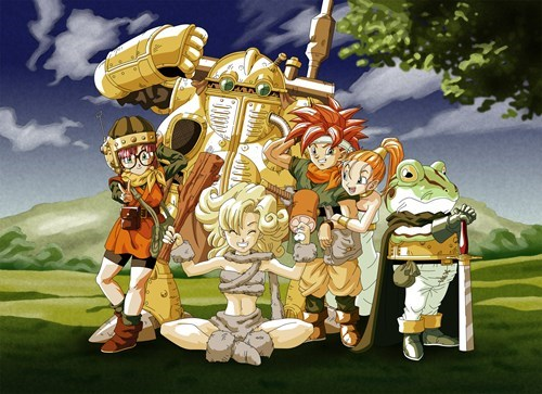 art,Chrono Trigger,photos
