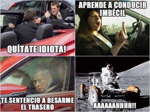 conducir autos