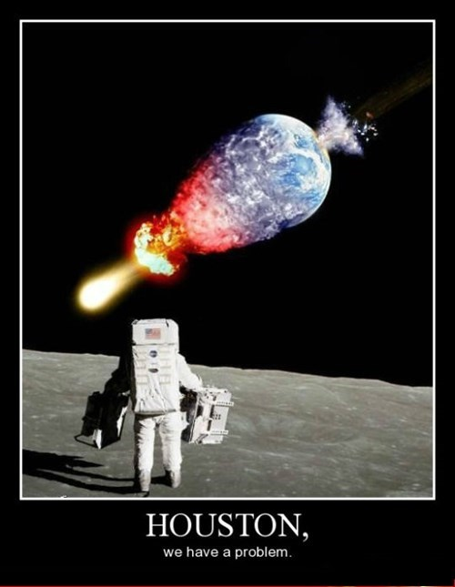 astronaut houston problem wtf - 8435880704