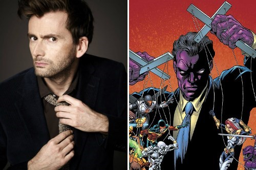 David Tennant casting news netflix jessica jones - 8435902208