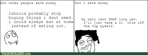 money,haircut