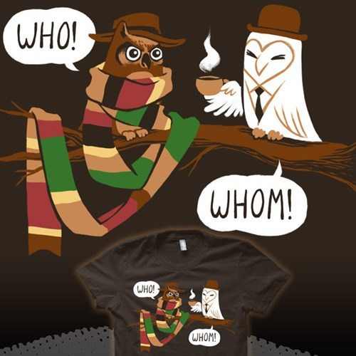 owls doctor who - 8435953408