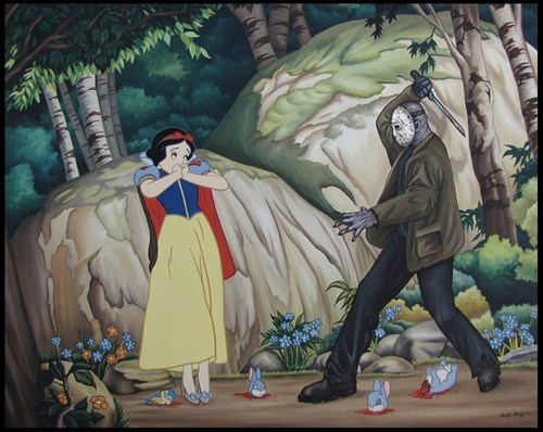 snow white jason voorhees