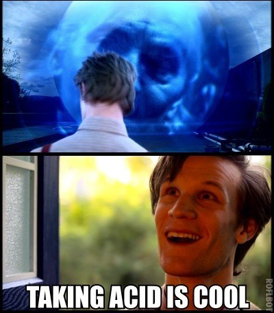 the doctor,11th Doctor,bad trip