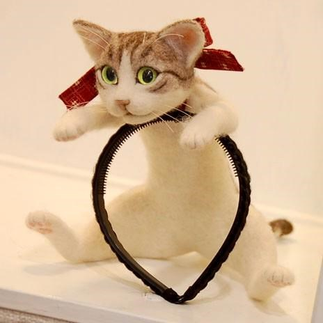 headband poorly dressed Cats g rated - 8436365568