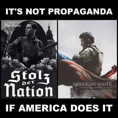 american sniper propaganda - 8436446208