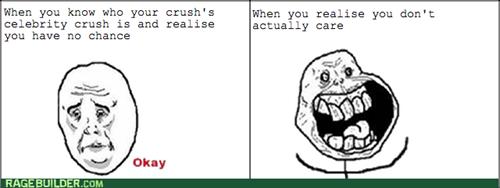 forever alone Okay crush - 8436767232