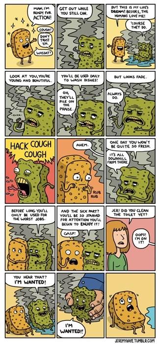 sad but true sponges sponge web comics - 8437005312