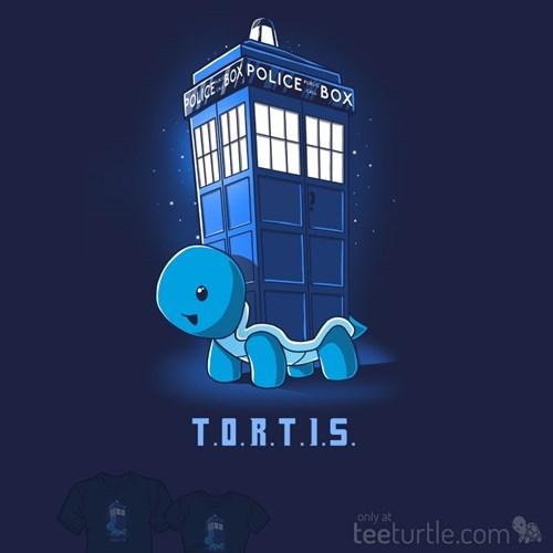 tshirts tardis turtle - 8437234176