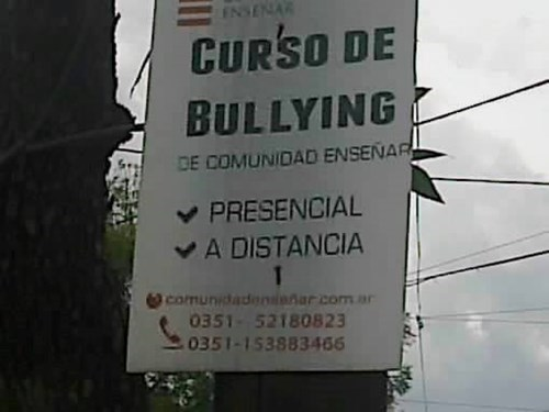 bullying enseñanza