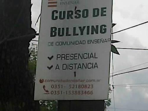 bullying enseñanza