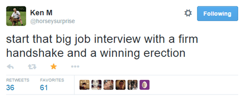 Ken M, Master Troll and Career Coach