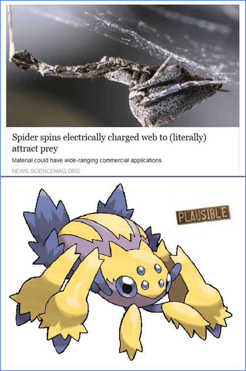 spiders Pokémon Galvantula - 8437492480