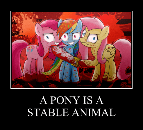 puns MLP stable maniacs - 8437564160